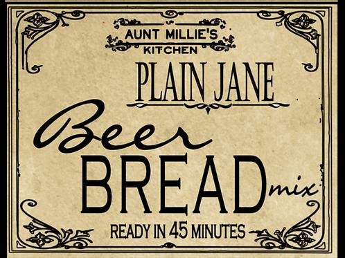Plain Jane Beer Bread