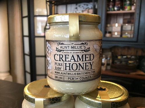 Creamed Honey.