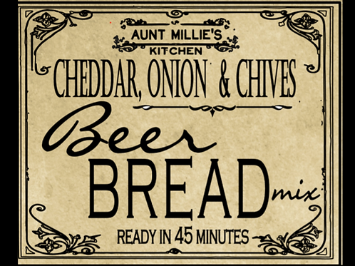 Cheddar Onion Beer Bread