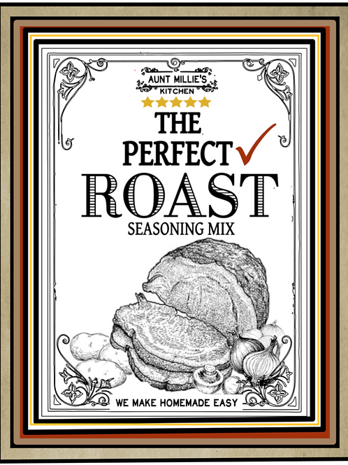 The Perfect Roast Seasoning Mix