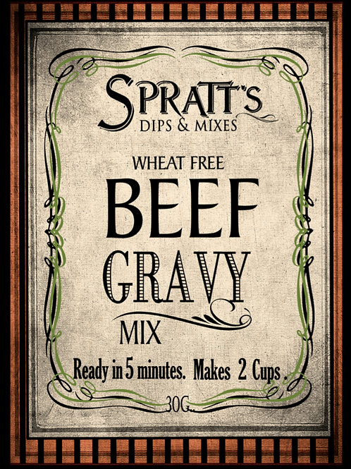 Beef Gravy Mix
