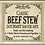 Thumbnail: Classic Beef Stew