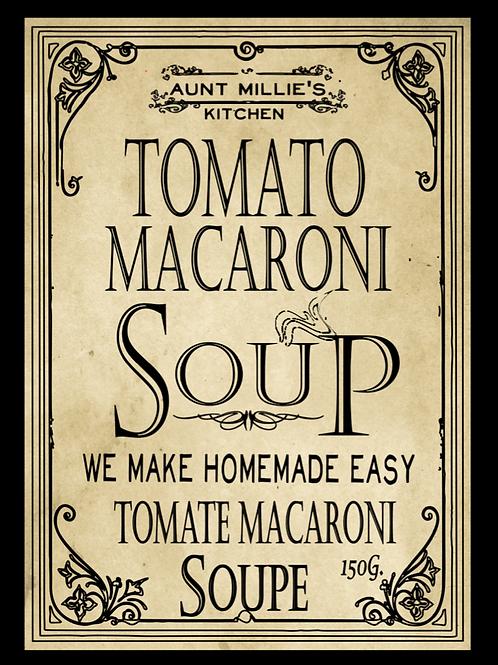 6 cups Tomato Beef Macaroni