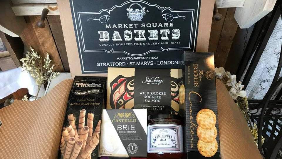 Gourmet Box # 1