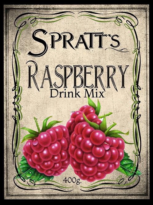 Raspberry Drink Mix