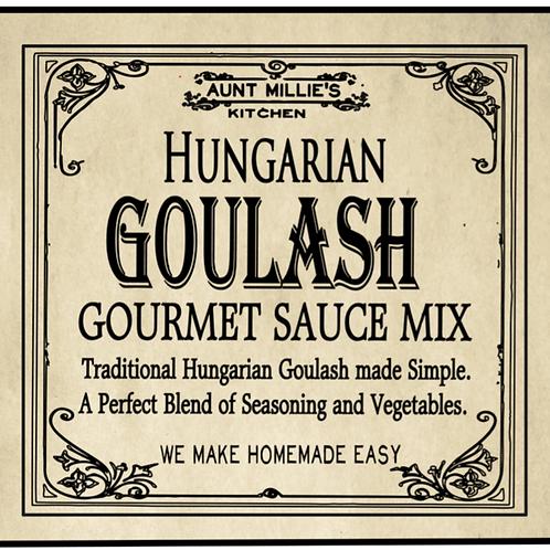 Goulash Sauce Mix