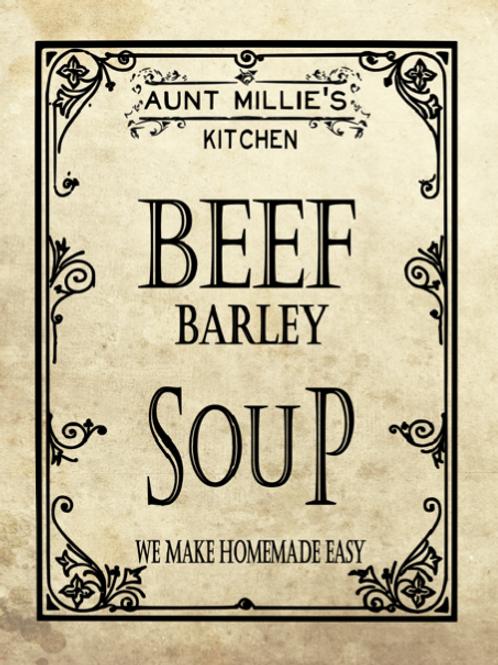 Beef Barley