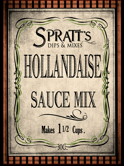 Hollandaise Mix