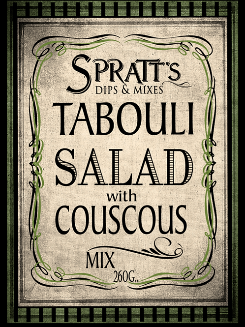 Tabouli Salad with Couscous