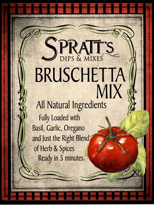 Bruschetta Mix