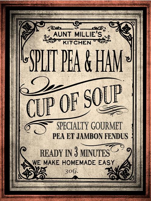 Split Pea & Ham