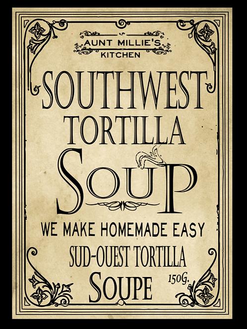 6 cup Southwest Tortilla