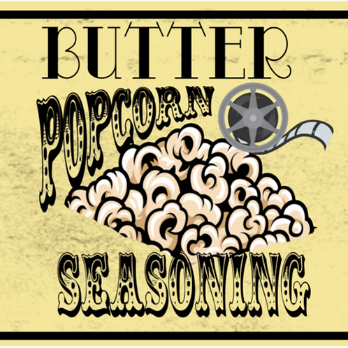 Butter Pop Corn Seasoning