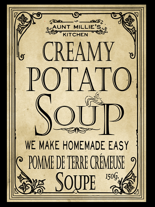 6 cups Creamy Potato