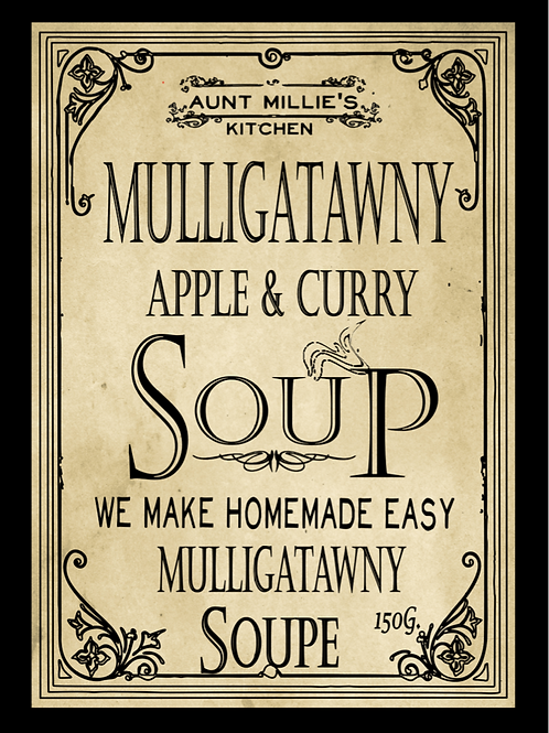 6 cup Mulligatawny