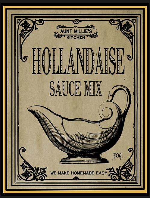 HOLLANDAISE SAUCE MIX