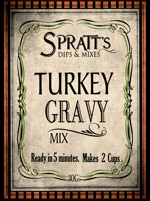 Turkey Gravy Mix