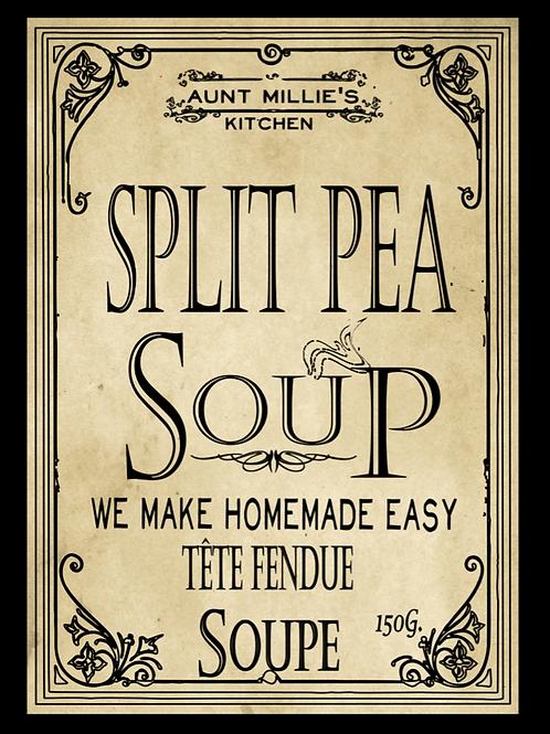 6 cups Split Pea