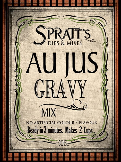 Au Jus Gravy Mix