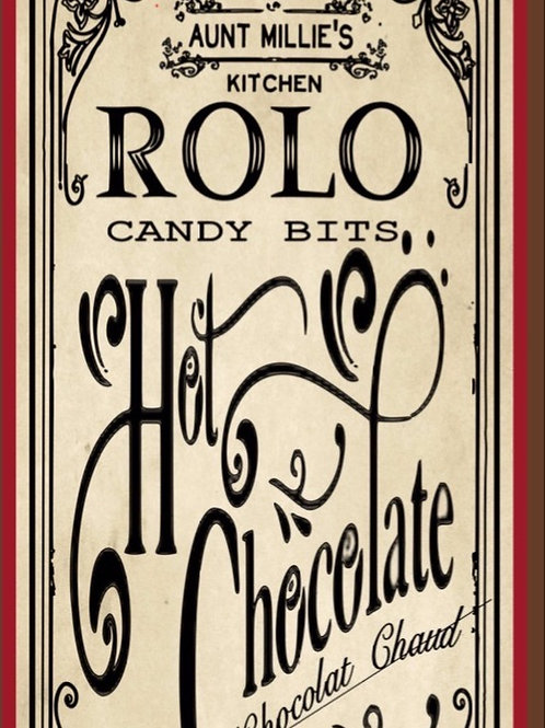 Rolo Hot Chocolate