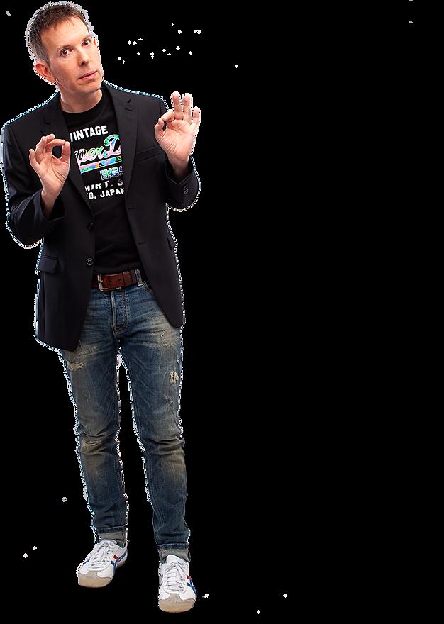 Zauberer Martin Iarrera Schweiz