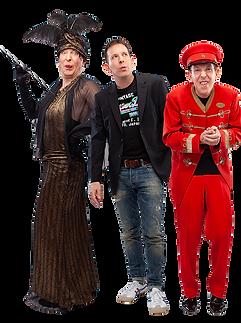 Comedy-Zauberer für Firmen-Events