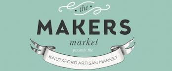 Nutty about markets? Come and visit us at Knutsford Makers Market.