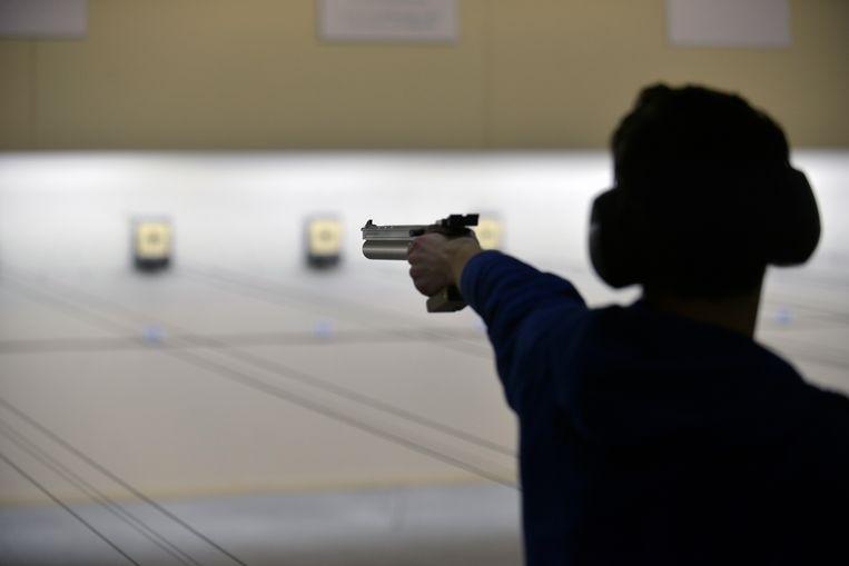 Leren schieten