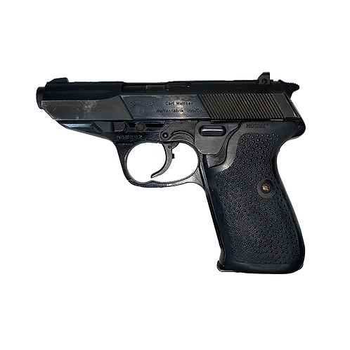 Walther P5 Pistool 9x19 mm