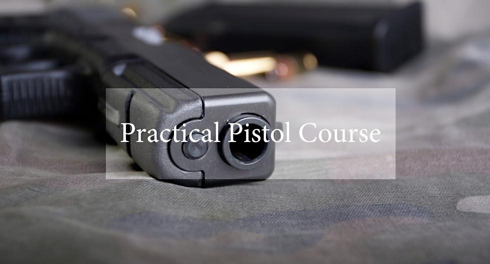 Practical Pistol Course