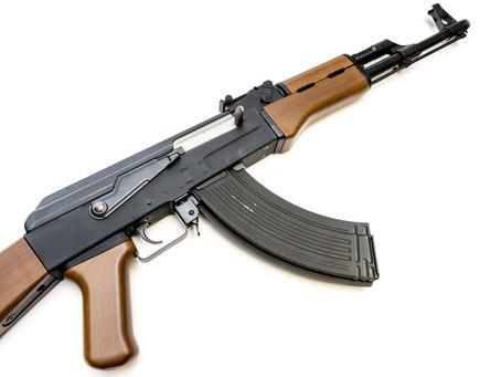 Bepaalde types van wapens