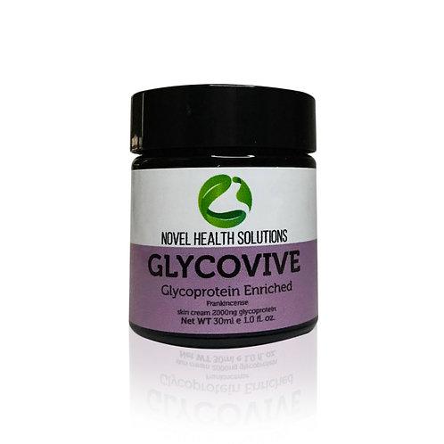 GLYCOVIVE SKIN CREAM 2000NG GLYCOPROTEIN W/ FRANKINCENSE 30ML