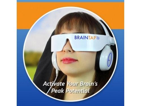 BrainTap Brainwave Entrainment Meditation System