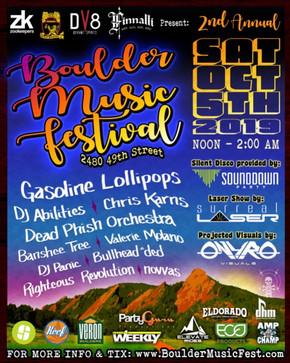 2019 Boulder Music Festival