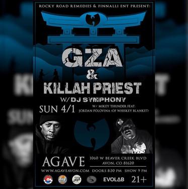 GZA & Killah Priest 2018