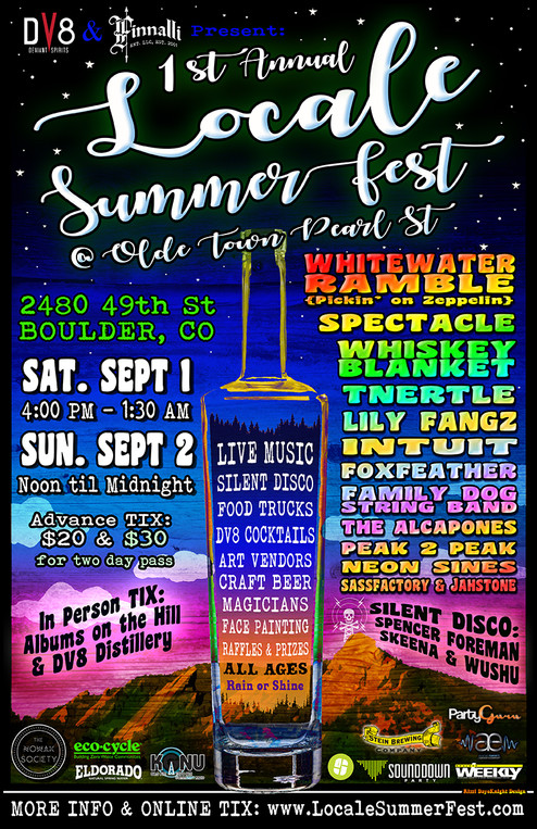 Locale Summer Fest 2018
