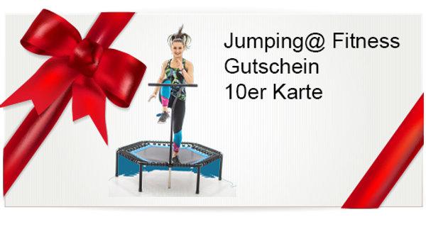 10er Karte Jumping@ Fitness