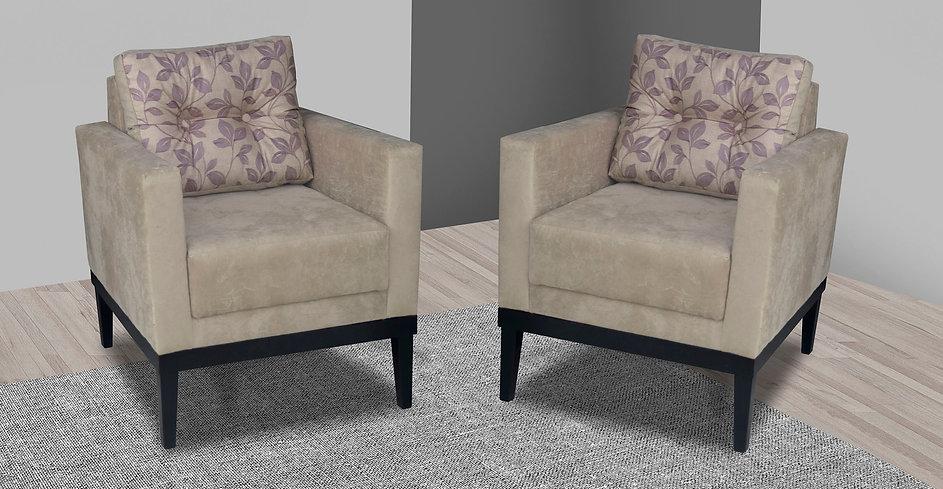 Lançamento  Cadeira Esmeralda