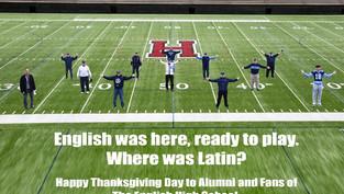 Hey Boston Latin! Where were Ya?