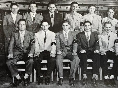 It's Perfectly Logical: Boston Honors EHS Grad, Leonard Nimoy, '48