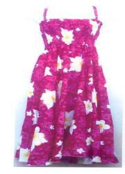 pinkflowerdresshawaiian
