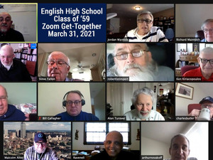 The Class of '59's May Have Started Something with Their First Zoom Get-Together.