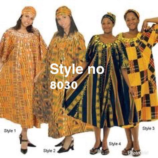 Womens African Dresses