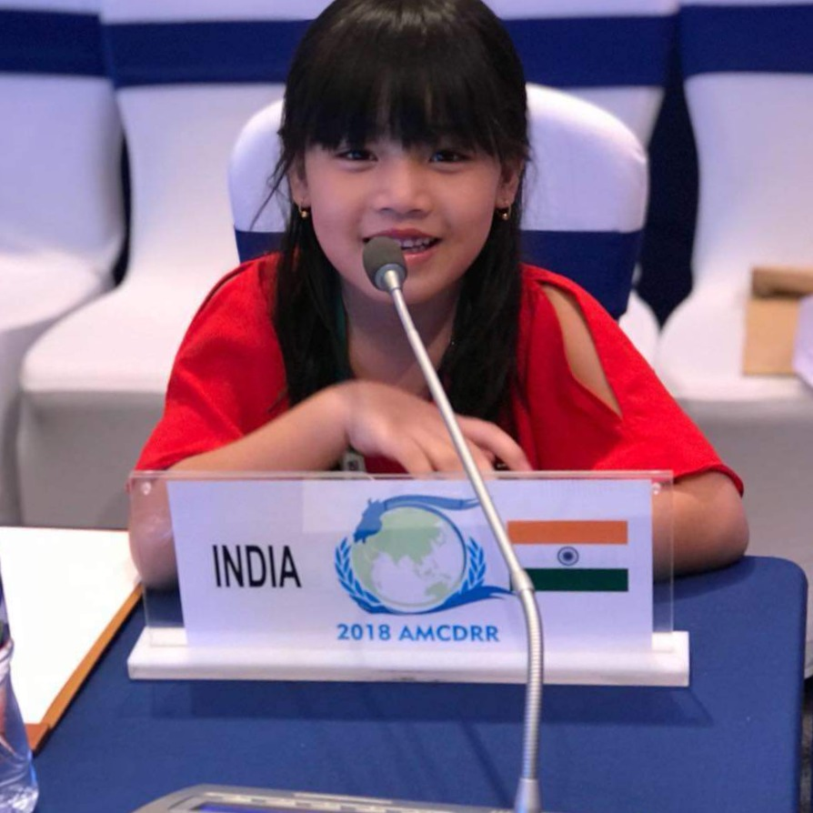 Ms.Licypriya Kangujam