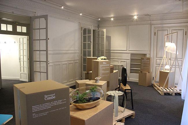 exposition anne charlotte saliba la résidence paris.JPG