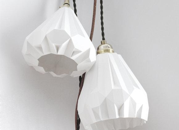 Lampe papier baladeuses aki