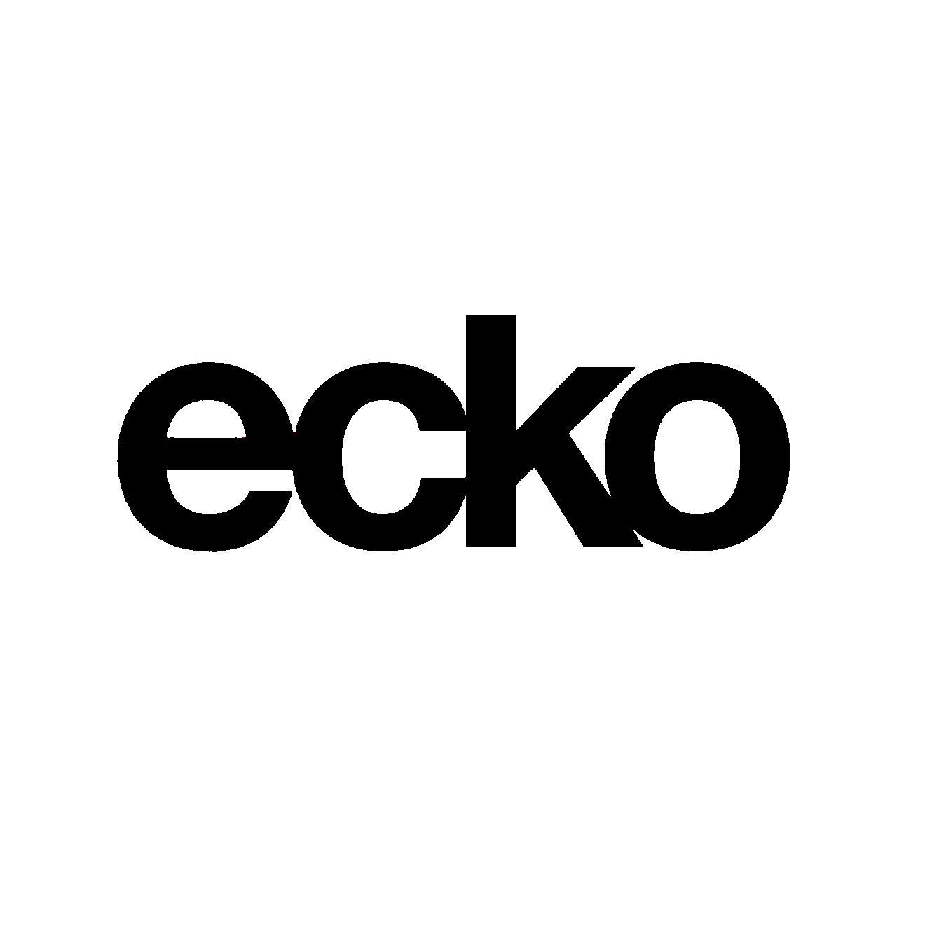 logo magazine ecko