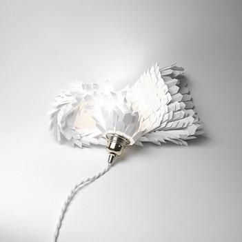 lampe papier grande boa