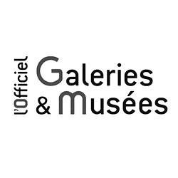 logo l 'officiel galeries et musées