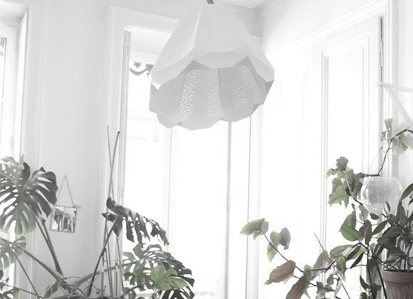 lampe papier origami suspension virevolte